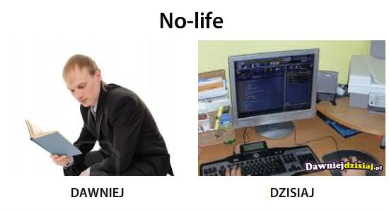 No-life –