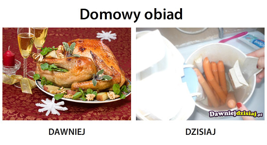 Domowy obiad –