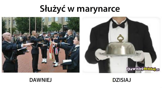 Służyć w marynarce –