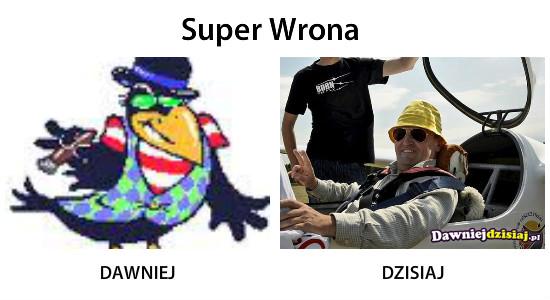 Super Wrona –