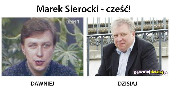 Marek Sierocki - cześć! –