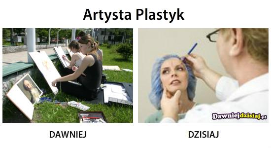 Artysta Plastyk –