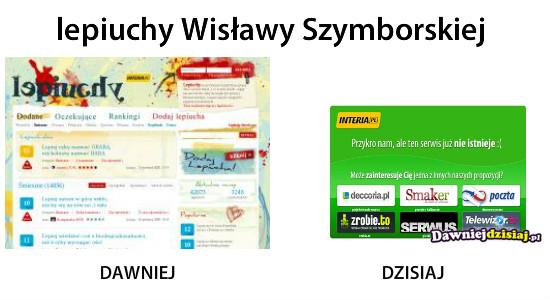 Lepiuchy Wisławy Szymborskiej –