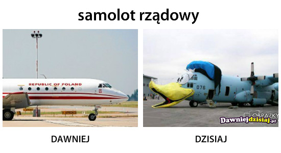 Samolot rządowy –