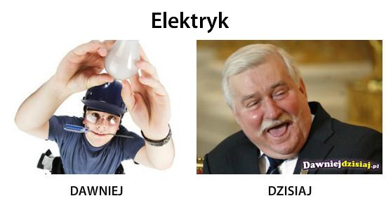 Elektryk –