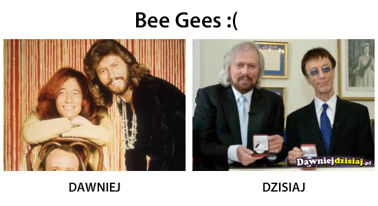 Bee Gees :( –
