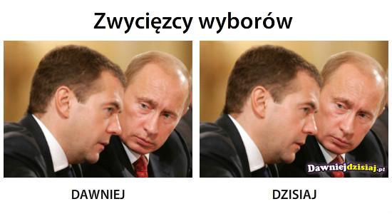 Zwycięzcy wyborów –