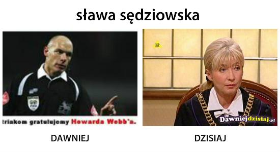 Sława sędziowska –