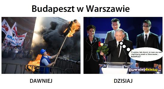 Budapeszt w Warszawie –