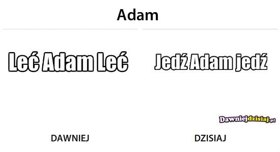 Adam –