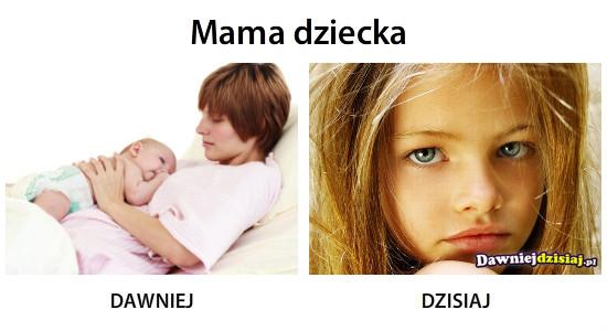 Mama dziecka –