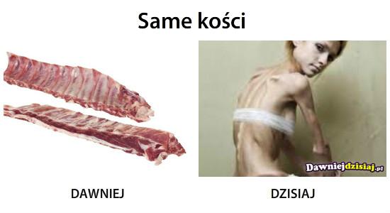 Same kości –