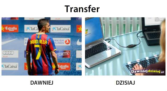Transfer –