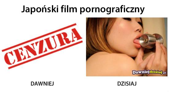 Japoński film pornograficzny –
