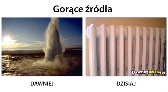 Gorące źródła –