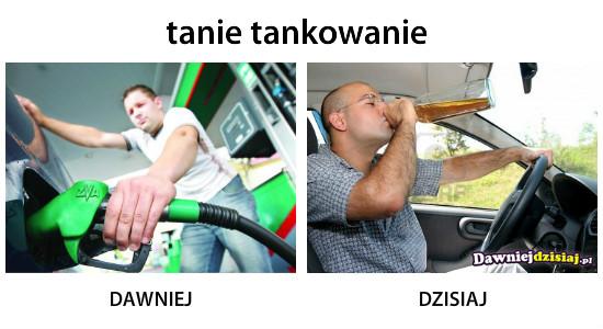 Tanie tankowanie –