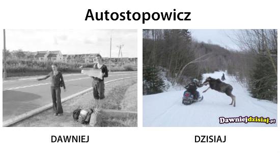 Autostopowicz –