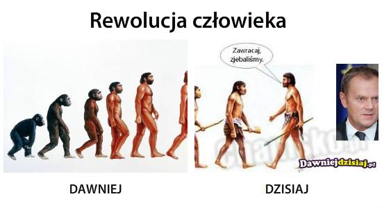 Rewolucja człowieka –