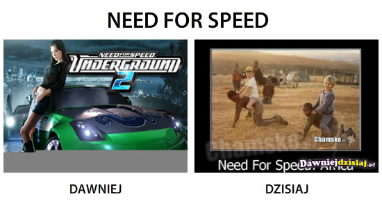NEED FOR SPEED –