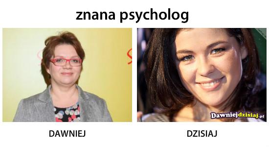 Znana psycholog –