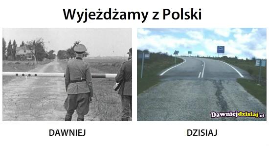 Wyjeżdżamy z Polski –