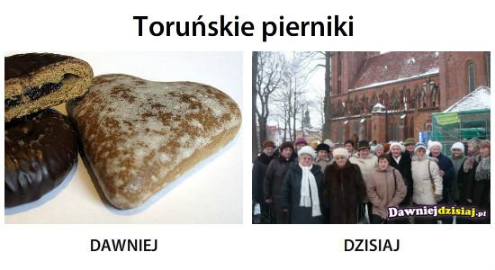 Toruńskie pierniki –