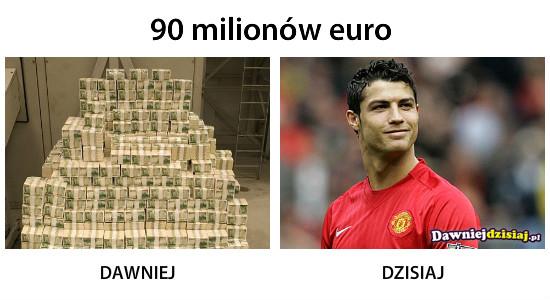 90 milionów euro –