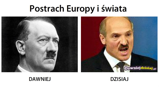 Postrach Europy i świata –