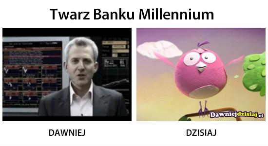 Twarz Banku Millennium –