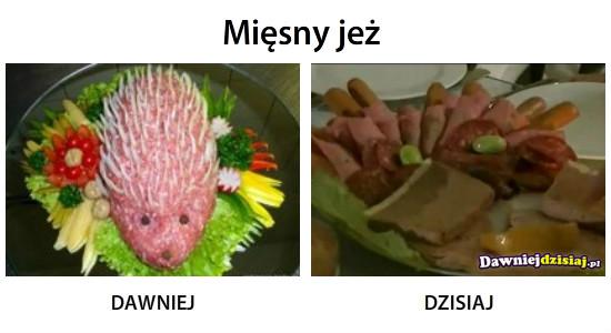 Mięsny jeż –