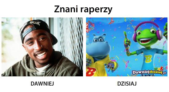 Znani raperzy –