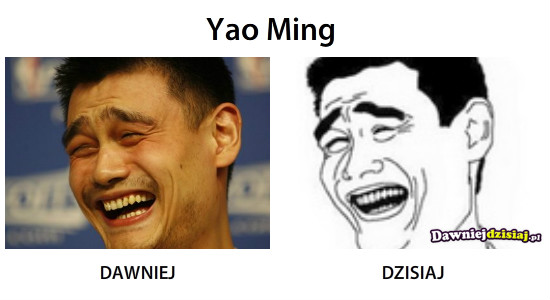 Yao Ming –