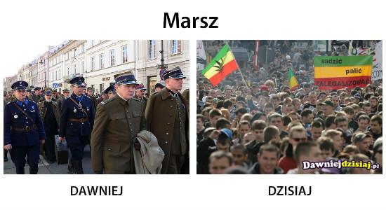 Marsz –