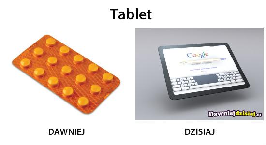Tablet –