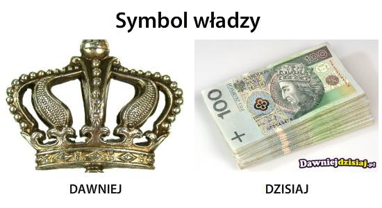 Symbol władzy –