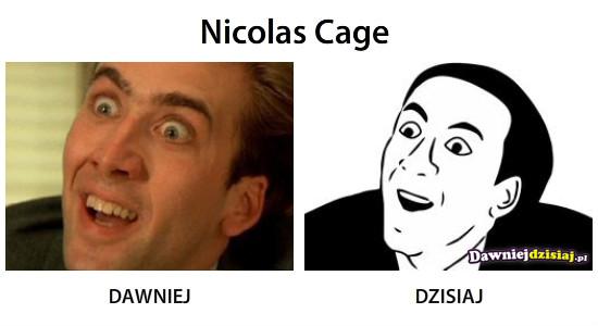 Nicolas Cage –