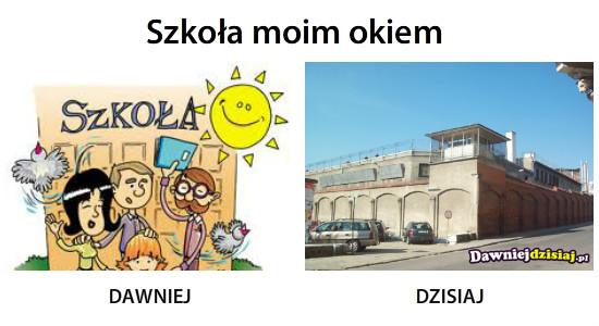 Szkoła moim okiem –