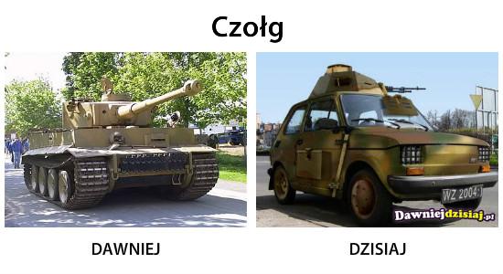 Czołg –