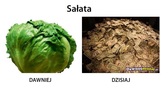 Sałata –