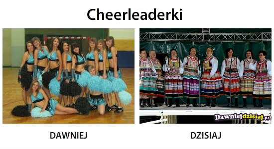 Cheerleaderki –