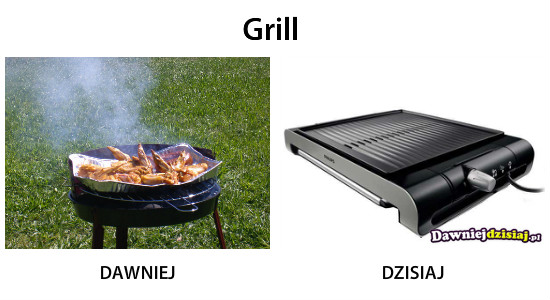 Grill –
