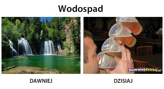 Wodospad –