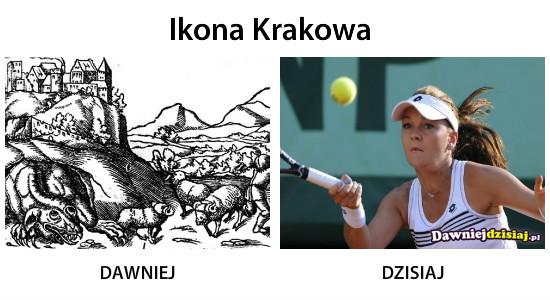 Ikona Krakowa –