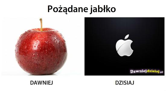 Pożądane jabłko –