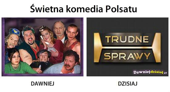 Świetna komedia Polsatu –