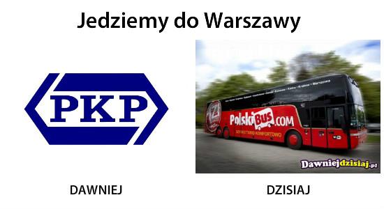 Jedziemy do Warszawy –