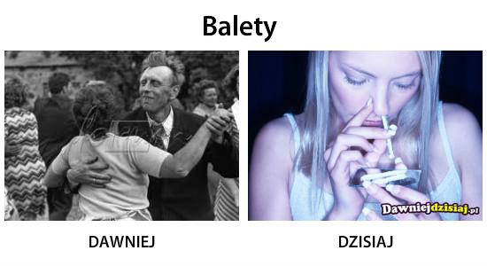 Balety –