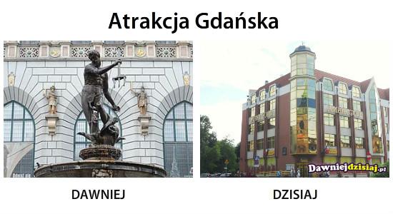 Atrakcja Gdańska –