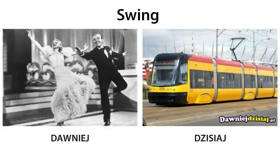 Swing –