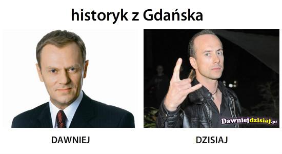 Historyk z Gdańska –